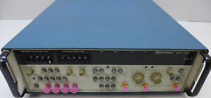 Gigatronics 1026 Signal Generator 50 Mhz To 26 5 Ghz Tested And Working
