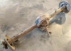 1960 1964 Ford Galaxie 9 3 00 Wbs Rear End Differential Axle 1961 1962 1963