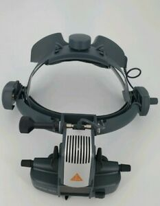 Heine Wireless Omega 500 Unplugged Binocular Indirect Ophthalmoscope W Charger