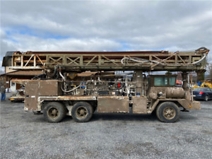 1977 Driltech D40k Water Well Drill Rig S n 770415