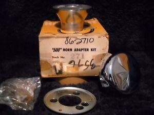 Nos 86 2710 Superior Steering Wheel Adapter Kit 1956 1962 Mga W o Telescoping Wh