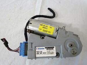 03 04 05 06 07 08 09 10 11 2003 2011 Audi A6 Sun Roof Top Motor Assembly Oem