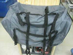 Cobbs Car Auto Roof Top Cargo Bag Travel Canvas Carrier 40 X40