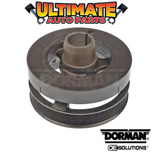 Harmonic Balancer Crank Pulley 5 9l 360 V8 For 94 03 Dodge Ram 1500 2500 3500