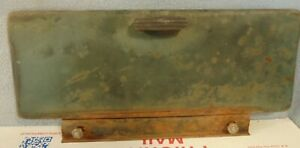 1942 1946 1947 Ford Truck Glove Box Door W Body Tag 40 41 Rat Rod Original