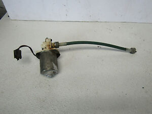 84 90 85 Chevy Corvette Power Reclining Seat Motor