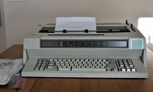Ibm lexmark Wheelwriter 35 Series Ii 6787 002 Typewriter