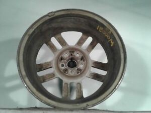 Wheel 16x6 Aluminum 10 Spoke Brushed Opt Pfd Fits 02 05 Cavalier 816000