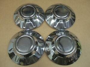 Vintage Dodge Plymouth Truck Hubcaps Mitsubishi Hub Caps Set Of 4