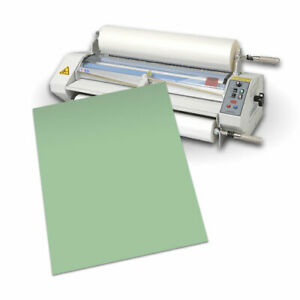26 In X 39 In Green Laminator Cleaning Boards qty 5