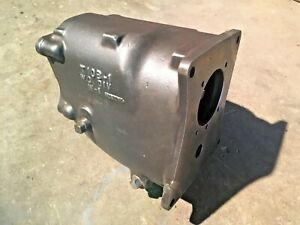 ford T10 4 Speed Transmission Maincase T10b 1 professionally Welded Galaxie