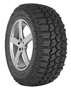 Mud Claw Extreme M t Lt275 65r18 E 10pr Bsw 4 Tires