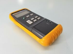 Fluke 714 Thermocouple Calibrator Tested Working 1 Error Margin