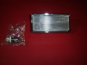 1973 1984 Chevy Gmc Truck K10 C10 Custom Led Clear Dome Light Assembly 73 84 74