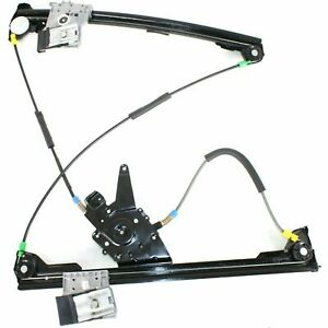 New Front Driver Side Power Window Regulator For 1995 2002 Volkswagen Cabrio