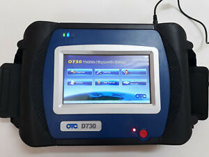 Spx Autoboss Otc D730 Automotive Diagnostic Scanner