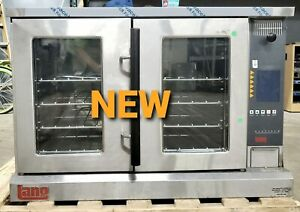 New Lang Full Size Electric Computerized Convection Oven Model Ecco pt