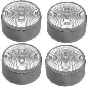 1958 Chrysler Imperial Diffuser Lens Inside Tail Light Lens Set Of 4