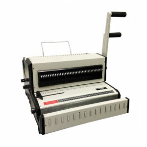Tamerica Omegawire 321 Wire Binding Machine