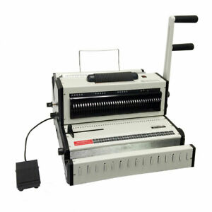 Tamerica Opticombo 341 Coil Wire Binding Machine