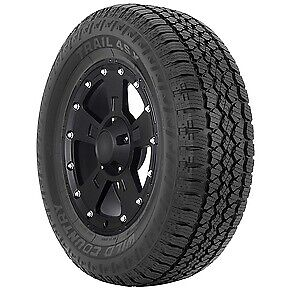 Wild Country Trail 4sx 275 65r18 116t Owl 4 Tires