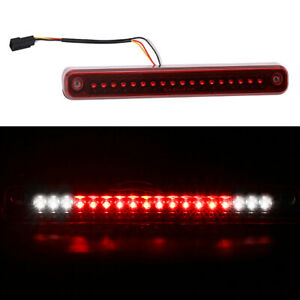 Lens For 1988 2000 Chevy Gmc C k1500 Silverado Led 3rd Brake Tail Cargo Light