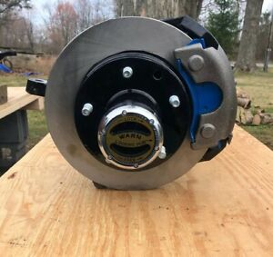 Dana 44 Front Axle High Pinion 1979 78 79 Ford 31 5 Spring 66 Wms 5 On 5 5 Jeep