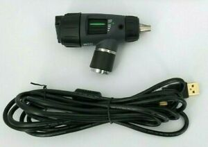 Welch Allyn 23920 Digital Macroview Otoscope Head Only Cable Specula
