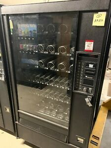 ap Automatic Products 113 Five wide Snack Vending Machine With Mbd