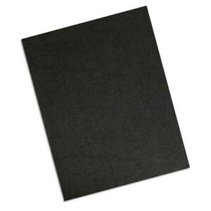 20 Mil Leather Texture Polycovers qty 50 Binding Covers