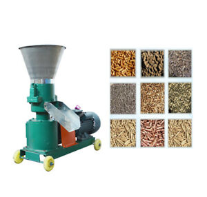 220v Chicken Feed Pellet Mill Machine 2mm Suitable For Various Animal Cubs239398