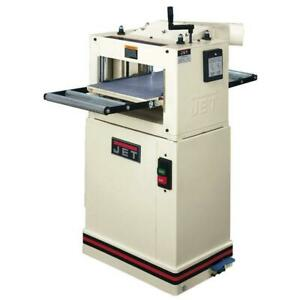 115 230 volt Jpm 13cs 1 5 Hp 13 In Woodworking Cs Planer And Molder Combination