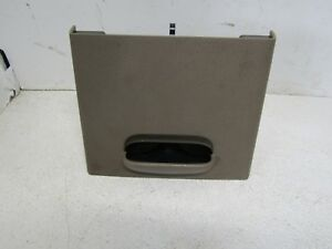 02 Ford Explorer Xls Rear Cup Holder