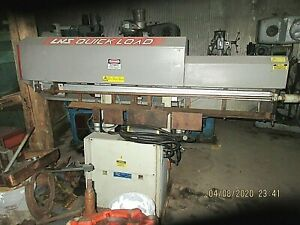 Lns Quick Load Bar Feeder 3 Phase