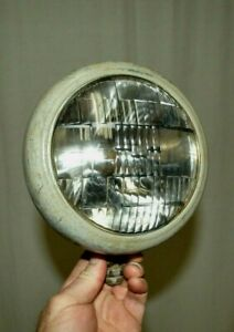 Yankee Clipper Bucket Headlight Vw Power Wagon 1920 S 1930 S Jeep Willys