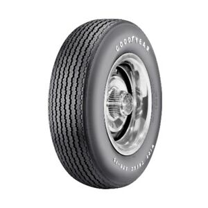 Speedway Wide Tread Raised White Letter 2 Ply Nylon Tire F70 15 Goodyear