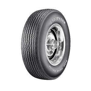 Speedway Wide Tread Raised White Letter 4 Ply Poly Tire F70 14 Goodyear