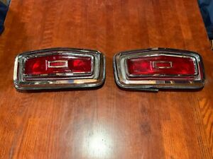 1964 Plymouth Belvedere Tail Light