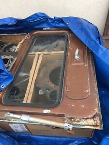 Fj40 Tailgate Rear Hatch With Lifting Supports
