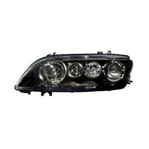 Fits 2006 2007 2008 Mazda 6 Head Light Assembly Driver Side Ma2502134