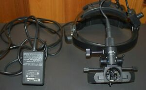 Heine Omega 150 Indirect Ophthalmoscope With Outlet Power Supply