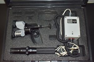 Zeiss Hso 10 Portable Slit lamp With Carrying Case