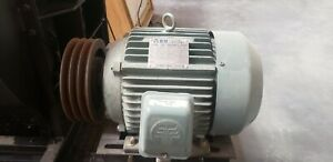 10hp Electric Motor 220 380v 60hz 7 5 Kw Shipping Is Available For This Motor