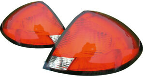 For 2003 Ford Taurus Tail Lights Pair Set