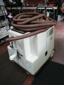 Tacony Cfr 1010 Carpet Extractor Cleaning With Continuous Flow Recycling W Wand