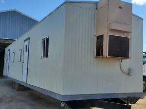 Used Office Trailer 10 X 50 46 Box Mobile Office Trailer
