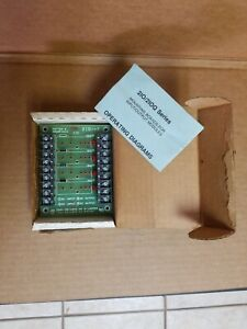 Potter Brumfield P n 2i0 4b Solid State Relay Module Board New