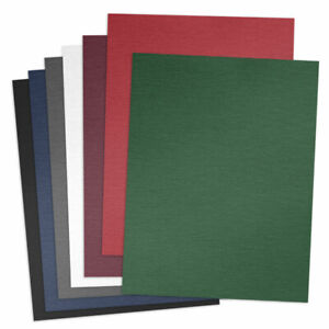 16 Mil Grain Composition Binding Covers qty 100