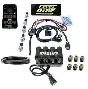 Air Ride Suspension Manifold Valve Level Ride 3 Preset Pressure Only Wireless
