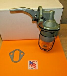 1962 1963 Oldsmobile F 85 215 V8 Rebuilt Fuel Pump For Modern Fuels 6548 Usa
